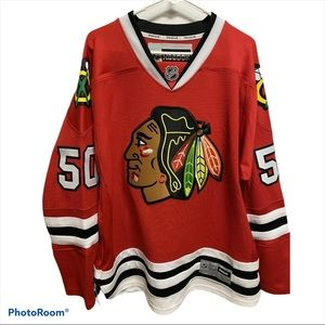 Reebok Chicago Blackhawks Crawford Jersey